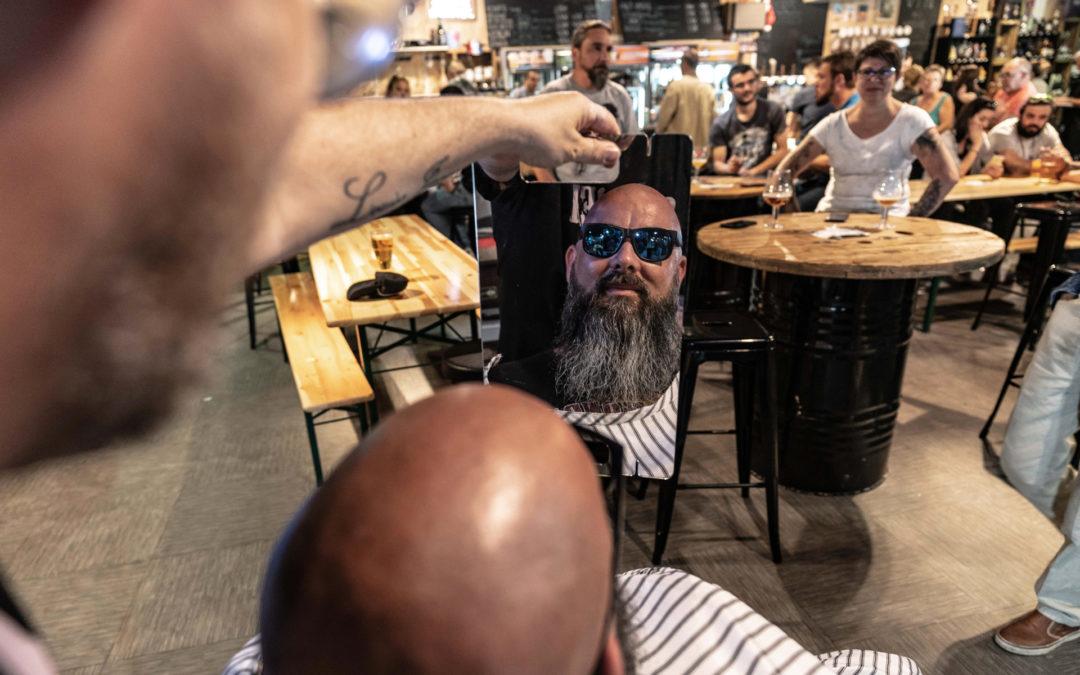 soirée barbier challans Yann Fercoq salon Artist